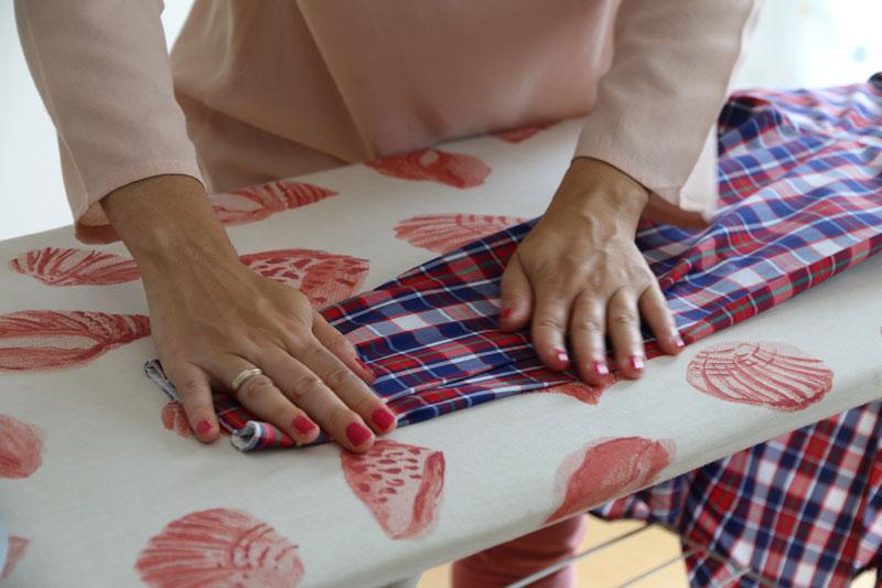 Trucos para planchar camisas