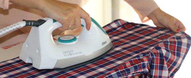 Cómo planchar una camisa con plancha