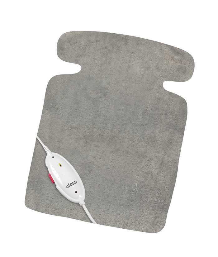 Almohadilla eléctrica para espalda y cervicales.