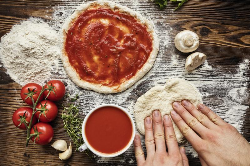 Cómo Hacer Masa Para Pizza
