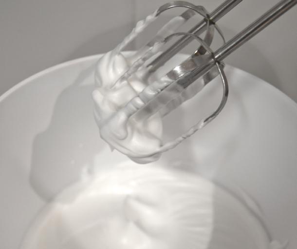 Hacer nata montada
