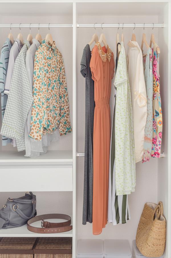 cmo organizar un armario de ropa - Como Organizar Un Armario