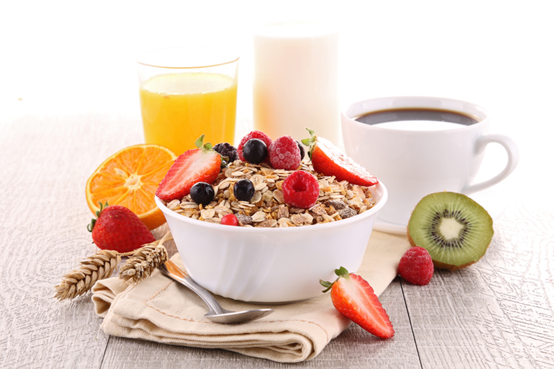 desayuno rapido y nutritivo