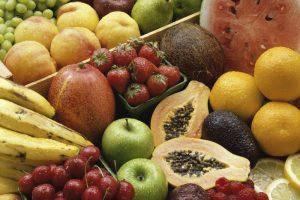 frutas exprimidor