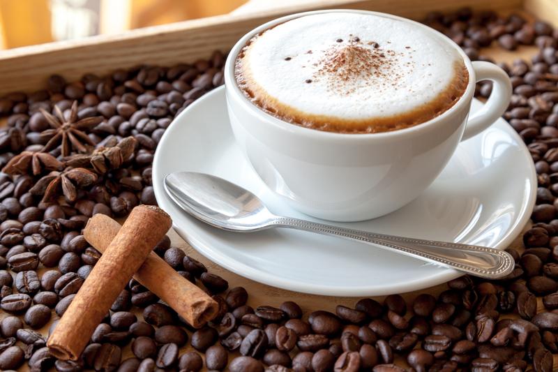 como hacer un café capuchino