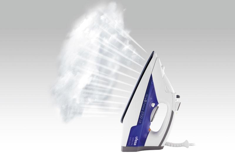 planchar con vapor